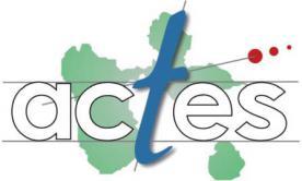 Logo ACTES